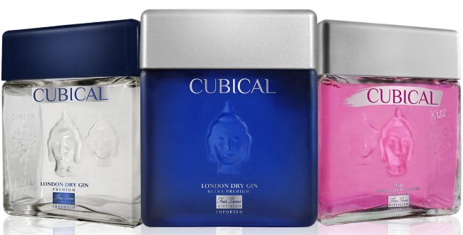 cubical gin
