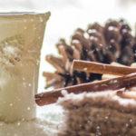 Cioccolata calda al gin e biscotti al gin: mindblowing!