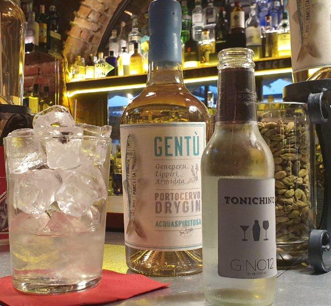 gentù dry gin