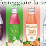 Drink superfini con l'Acqua Tonica Tassoni