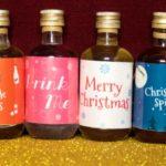 Presepe alcolico o palline dell'albero di Natale alcoliche? Meglio entrambi!