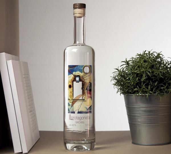 protagonista gin dritto