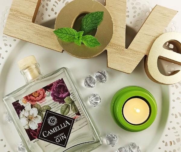 camellia gin