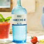 Marconi 42 Gin Stile Mediterraneo: profumi di sole e di mare