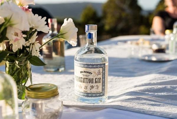 federation gin
