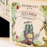 Hendrick's Gin sostiene The Drinks Trust con la sfida del cetriolo più grande