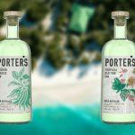 Porter's Gin Modern Classic e Tropical Old Tom: miscelazione classica e innovativa