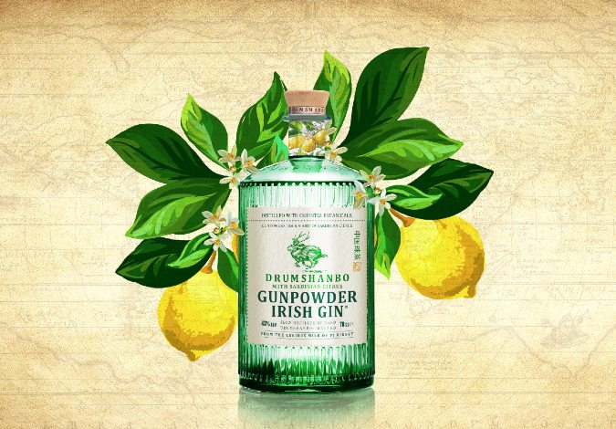 gunpowder sardinian citrus gin
