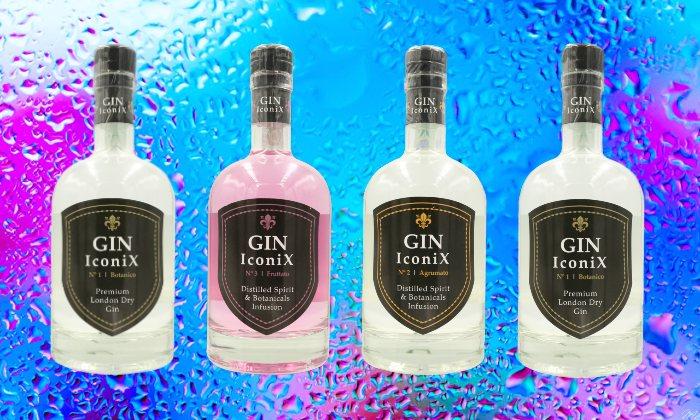 gin iconix