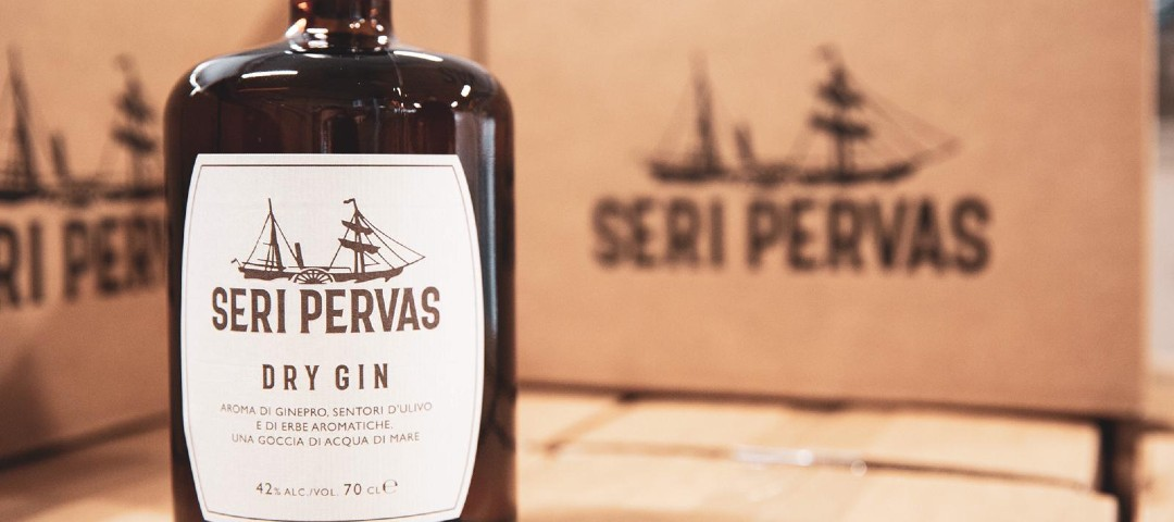 seri pervas dry gin