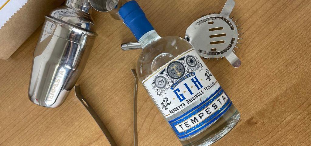LIDL gin tempesta