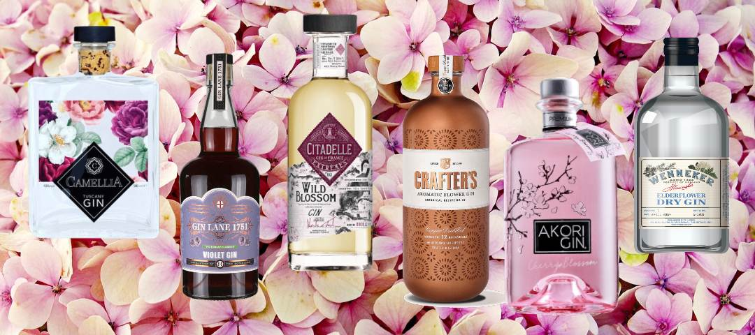 gin floreali