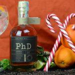 PhD Gin, il gin al cacao, si veste di storia e colleziona meritate medaglie