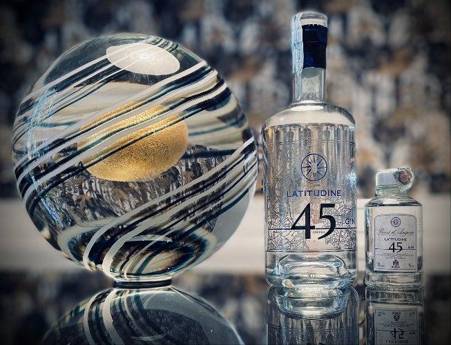 latitudine 45 gin