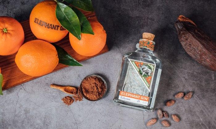 Elephant Orange Cocoa Gin