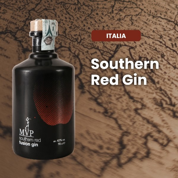 southern red fusion gin