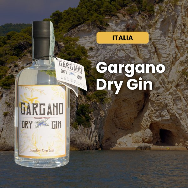 gargano dry gin