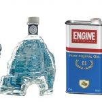 Le bottiglie di gin più strane del mondo